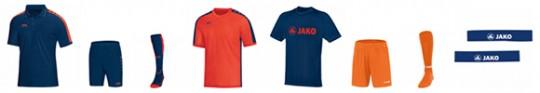 FC VVC Club kleding