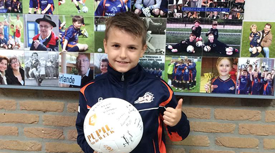 Timo Schellings - Pupil van de Week